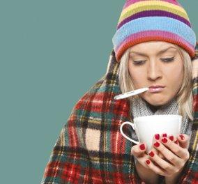 Οι τέσσερις εύκολες μέθοδοι πρόληψης για το κρυολόγημα!  - Κυρίως Φωτογραφία - Gallery - Video