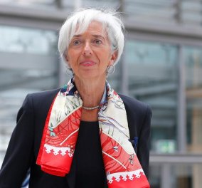 ΔΝΤ: Δεν ζητάμε πρόσθετα μέτρα για την Ελλάδα  - Στόχος το πρωτογενές πλεόνασμα 2,2% του ΑΕΠ - Κυρίως Φωτογραφία - Gallery - Video