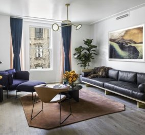 Ο Ματ Ντέιμον αγόρασε το πιο ακριβό σπίτι που πουλήθηκε ποτέ στο Μπρούκλιν - Ας το δούμε σε φωτο - Κυρίως Φωτογραφία - Gallery - Video