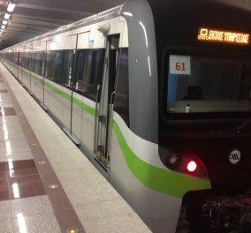 Χωρίς μετρό η Αθήνα σήμερα - 24ωρη απεργία  - Κυρίως Φωτογραφία - Gallery - Video