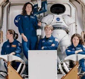 Έρευνα της NASA: Μόνο γυναίκες μπορούν να φτάσουν στον Άρη - Αναρωτιέστε γιατί;  - Κυρίως Φωτογραφία - Gallery - Video