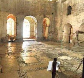 Λέτε; Ανακαλύφθηκε ο τάφος του Άγιου Νικολάου στην Τουρκία - Ανοιχτη η διαμάχη με την Ιταλία για τα οστά - Κυρίως Φωτογραφία - Gallery - Video