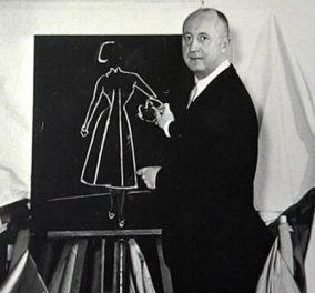 Christian Dior: Ο άνθρωπος συνώνυμο της Γαλλικής μόδας πέθανε από ψαροκόκαλο που στάθηκε στο λαιμό του - Οι μούσες του με αθάνατες δημιουργίες του! (ΦΩΤΟ) - Κυρίως Φωτογραφία - Gallery - Video
