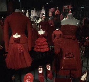Αποκλειστικές φωτο & βίντεο: Το eirinika στην συναρπαστική έκθεση - αφιέρωμα στον Christian Dior στο Παρίσι - Κυρίως Φωτογραφία - Gallery - Video