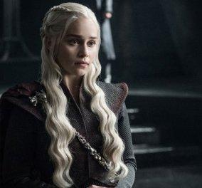 Στη Μύκονο η «Μητέρα των Δράκων» - Η πρωταγωνίστρια του Game of Thrones σε φθινοπωρινές Ελληνικές διακοπές  - Κυρίως Φωτογραφία - Gallery - Video