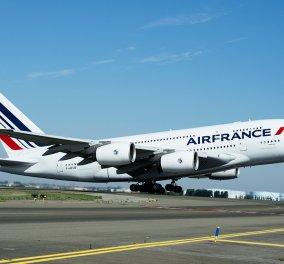 Ένα αεροπλάνο A380 με 520 επιβάτες έκανε προσγείωση έκτακτης ανάγκης στον Καναδά - Κυρίως Φωτογραφία - Gallery - Video