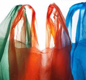 Θα πληρώνουμε 7 λεπτά του ευρώ για πλαστικές σακούλες από το 2019  - Κυρίως Φωτογραφία - Gallery - Video
