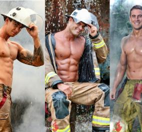 Οι Αυστραλοί πυροσβέστες είναι καυτοί - Η φωτογράφηση τους για φιλανθρωπικό σκοπό έκανε τις γυναίκες να τα χάσουν! (ΦΩΤΟ) - Κυρίως Φωτογραφία - Gallery - Video