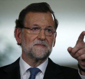 Ραχόι: Να σταματήσουν οι απειλές της Καταλονίας - Η Μαδρίτη δεν θα επιτρέψει καμιά ανακήρυξη ανεξαρτησίας - Κυρίως Φωτογραφία - Gallery - Video