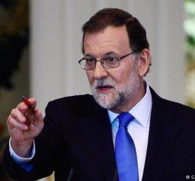 «Ψαλίδι» στην αυτονομία της Καταλονίας βάζει η Μαδρίτη - Εκλογές στην ισπανική επαρχία ανακοίνωσε ο Ραχόι - Κυρίως Φωτογραφία - Gallery - Video