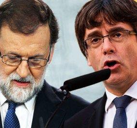 Ραγδαίες οι εξελίξεις στην Ισπανία: Ανεξαρτησία κήρυξε η Καταλονία - Με άρση αυτονομίας απάντησε η Μαδρίτη - Κυρίως Φωτογραφία - Gallery - Video