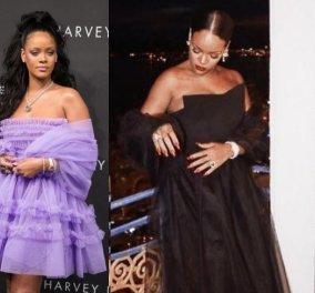 Βάλτε λίγο τούλι στην γκαρνταρόμπα σας σαν την Rihanna και μην περιμένετε  να παντρευτείτε (ΦΩΤΟ f30c6d98f19