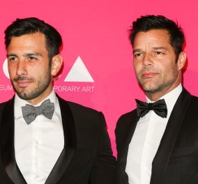 Ricky Martin: Παντρεύεται τον σύντροφό του - Τι αποκάλυψε για το γάμο ο γνωστός τραγουδιστής - Κυρίως Φωτογραφία - Gallery - Video