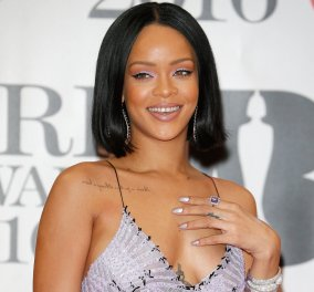 Rihanna: Η πιο κακόγουστη εμφάνιση της ever!!! Με φόρμα και κίτρινα 10ποντα (ΦΩΤΟ) - Κυρίως Φωτογραφία - Gallery - Video