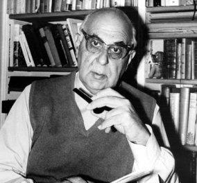 54 χρόνια από το 1ο ελληνικό Νόμπελ: Η ιστορική ομιλία του Σεφέρη - Μοναδικά ντοκουμέντα - Κυρίως Φωτογραφία - Gallery - Video