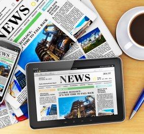 Το εκπληκτικό άρθρο του Αθ. Παπανδρόπουλου: Η εποχή της μετα-δημοσιογραφίας - Κυρίως Φωτογραφία - Gallery - Video
