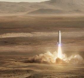 Space X: Το 2024 oι πρώτες αποστολές ανθρώπων στον Αρη - Κυρίως Φωτογραφία - Gallery - Video