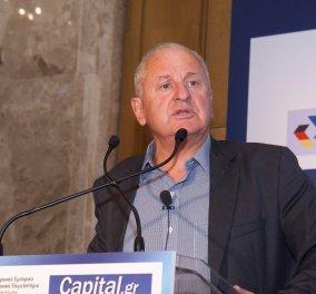 """Ομιλία του CEO της ΕΛΠΕ κ. Γρηγόρη Στεργιούλη  στο Συνέδριο """"CAPITAL + VISION 2017"""" - Κυρίως Φωτογραφία - Gallery - Video"""