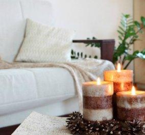 Οικονομικοί τρόποι για να αλλάξετε τη διακόσμηση του σπιτιού σας αυτό το φθινόπωρο (ΦΩΤΟ) - Κυρίως Φωτογραφία - Gallery - Video