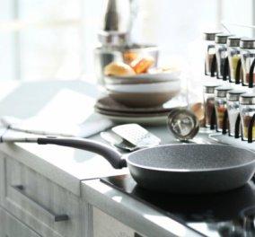 Δείτε τα 4 πράγματα που κάνετε και καταστρέφεται τα αντικολλητικά σας τηγάνια - Κυρίως Φωτογραφία - Gallery - Video
