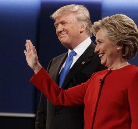 Ο Τραμπ κοροϊδεύει την Χίλαρι Κλίντον: Please να ξαναείσαι υποψήφια το 2020  - Κυρίως Φωτογραφία - Gallery - Video
