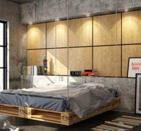 Ο Σπύρος Σούλης ανανεώνει το υπνοδωμάτιο σας με τις τάσεις του φθινοπώρου! (ΦΩΤΟ) - Κυρίως Φωτογραφία - Gallery - Video