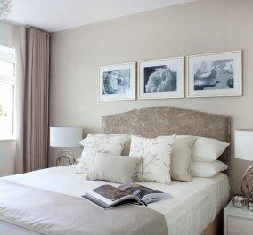 Τα 7 κόλπα των  διακοσμητών που θα κάνουν το υπνοδωμάτιό σας θα φαίνεται ακριβότερο απ' ότι είναι - Κυρίως Φωτογραφία - Gallery - Video
