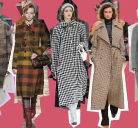 Αυτά είναι τα καλύτερα παλτό του χειμώνα - Από 39£ έως άστα να πάνε ....: Δείτε τα όμως στις φωτο  - Κυρίως Φωτογραφία - Gallery - Video