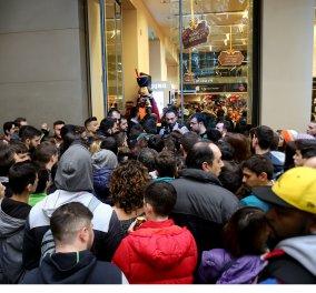 Good news από την αγορά - Βασ. Κορκίδης: Είδαμε «άσπρη μέρα» με την Black Friday στα ταμεία μας! - Κυρίως Φωτογραφία - Gallery - Video