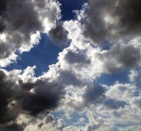 Καιρός: Συννεφιά και πτώση της θερμοκρασίας σήμερα - Κυρίως Φωτογραφία - Gallery - Video