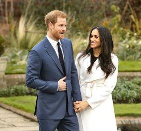 """Ποιος θα είναι ο τίτλος που θα έχει η Μέγκαν Μαρκλ μετά το γάμο με τον πρίγκιπα Χάρι; Θα γίνει """"Η πριγκίπισσα Μέγκαν""""; - Κυρίως Φωτογραφία - Gallery - Video"""