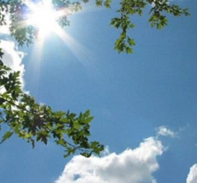 Αίθριος ο καιρός σήμερα - Κυρίως Φωτογραφία - Gallery - Video
