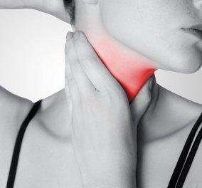 Πως θα αντιμετωπίσετε την φαρυγγίτιδα - Ποια είναι τα συμπτώματα  - Κυρίως Φωτογραφία - Gallery - Video