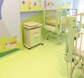 Ο ΟΠΑΠ προχωρά δυναμικά το έργο ανακαίνισης των δύο παιδιατρικών νοσοκομείων – Τρία νέα έργα σε εξέλιξη (ΦΩΤΟ) - Κυρίως Φωτογραφία - Gallery - Video