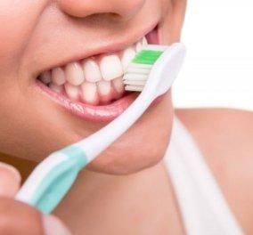 Πώς να καθαρίσετε σωστά τα δόντια σας - Δείτε πως γίνεται το σωστό βούρτσισμα (ΒΙΝΤΕΟ) - Κυρίως Φωτογραφία - Gallery - Video