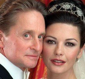 Πολύ συγκινημένη η Κάθριν Ζέτα Τζόουνς για τα 17 χρόνια γάμου με τον Μάικλ Ντάγκλας - Τι έγραψε (ΦΩΤΟ) - Κυρίως Φωτογραφία - Gallery - Video