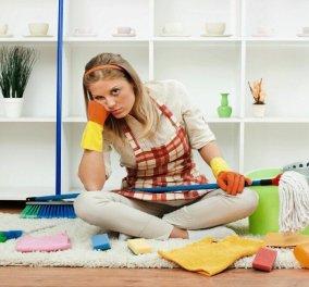 10 έξυπνα tips καθαρισμού και λύστε τα καθημερινά προβλήματα που έχετε με τις δουλειές του σπιτιού (ΒΙΝΤΕΟ) - Κυρίως Φωτογραφία - Gallery - Video