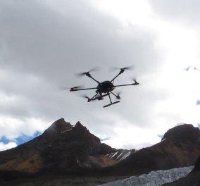 Στα 5.000 μέτρα έφτασε ένα drone - Tο πέταγμα πάνω από το Περού και το ρεκόρ (BINTEO) - Κυρίως Φωτογραφία - Gallery - Video