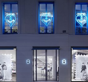Όταν η Chanel συνάντησε την Colette: Το διασημότερο concept store του κόσμου παρουσιάζει τη βασίλισσα της μόδας! (ΦΩΤΟ) - Κυρίως Φωτογραφία - Gallery - Video