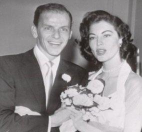 Vintage Story: O Φρανκ Σινάτρα παντρεύτηκε την 27χρονη θεά Άβα Γκάρντνερ - οι καβγάδες ζήλιας έμειναν στην ιστορία  - Κυρίως Φωτογραφία - Gallery - Video