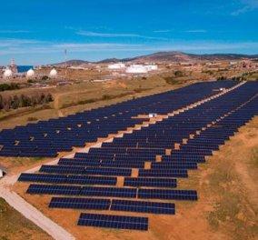 """Σε δοκιμαστική λειτουργία τρία νέα φωτοβολταϊκά πάρκα από την """"ΕΛΠΕ-ΑΝΑΝΕΩΣΙΜΕΣ"""" - Κυρίως Φωτογραφία - Gallery - Video"""