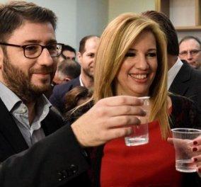 Γεννηματά - Ανδρουλάκης: Αναβάλλονται το debate και η προεκλογική εκστρατεία - Κυρίως Φωτογραφία - Gallery - Video