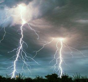 Επιδείνωση του καιρού από το βράδυ της Κυριακής: Βροχές και καταιγίδες με πολύ ισχυρούς ανέμους - Κυρίως Φωτογραφία - Gallery - Video