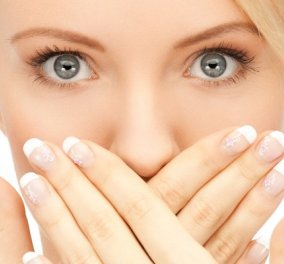 Που οφείλετε η πρωινή κακοσμία του στόματος - Τι να κάνετε  - Κυρίως Φωτογραφία - Gallery - Video