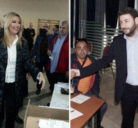Ηγεσία Κεντροαριστεράς: Ευρύ προβάδισμα Γεννηματά - Στη δεύτερη θέση ο Ανδρουλάκης! - Κυρίως Φωτογραφία - Gallery - Video