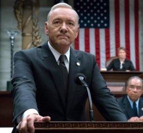 Τέλος ο Κέβιν Σπέισι από το «House of Cards» – Απολύθηκε από το Netflix - Κυρίως Φωτογραφία - Gallery - Video