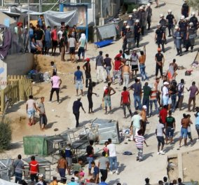 Spiegel: Μόρια, η ντροπή της Ευρώπης - Κυρίως Φωτογραφία - Gallery - Video
