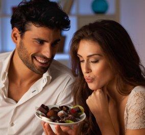 Ποια είναι τα  φαγητά που απογειώνουν την όρεξη για σεξ εκτός από τα οστρακοειδή;  - Κυρίως Φωτογραφία - Gallery - Video