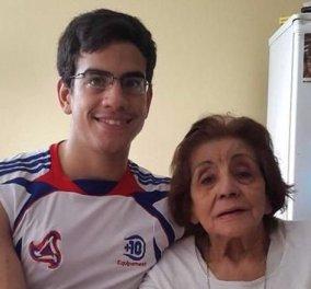 23χρονος παντρεύτηκε την 91χρονη θεία του & τώρα ζητάει τη σύνταξη χηρείας  - Κυρίως Φωτογραφία - Gallery - Video