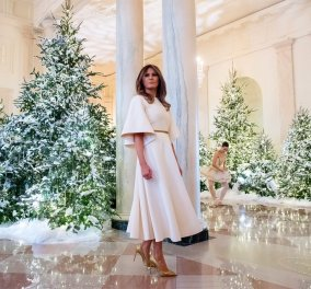 """""""Πόλεμος"""" μεταξύ του Vanity Fair και της Μελάνια Τραμπ- """"Δεν ήθελε να γίνει πρώτη κυρία των ΗΠΑ"""" λέει το περιοδικό- Τι απαντά ο Ντόναλντ Τραμπ (ΦΩΤΟ) - Κυρίως Φωτογραφία - Gallery - Video"""